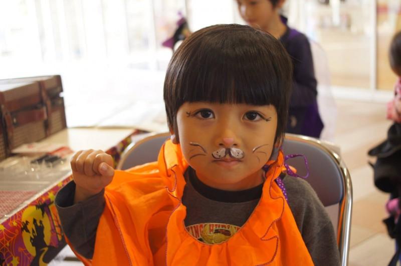 広島フェイスペイント組合-カジル岩国ハロウィン2016-073