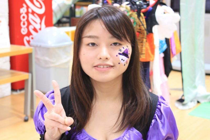 広島フェイスペイント組合-2016ハロウィンキッズ-006