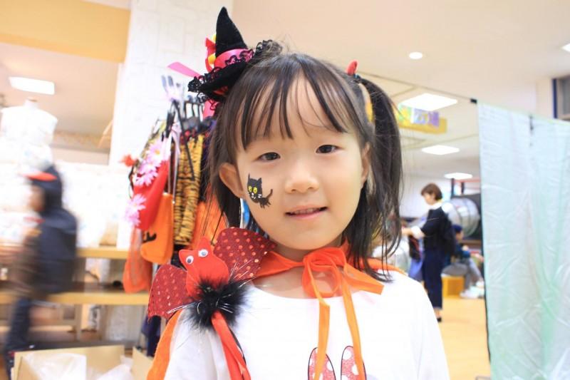 広島フェイスペイント組合-2016ハロウィンキッズ-019