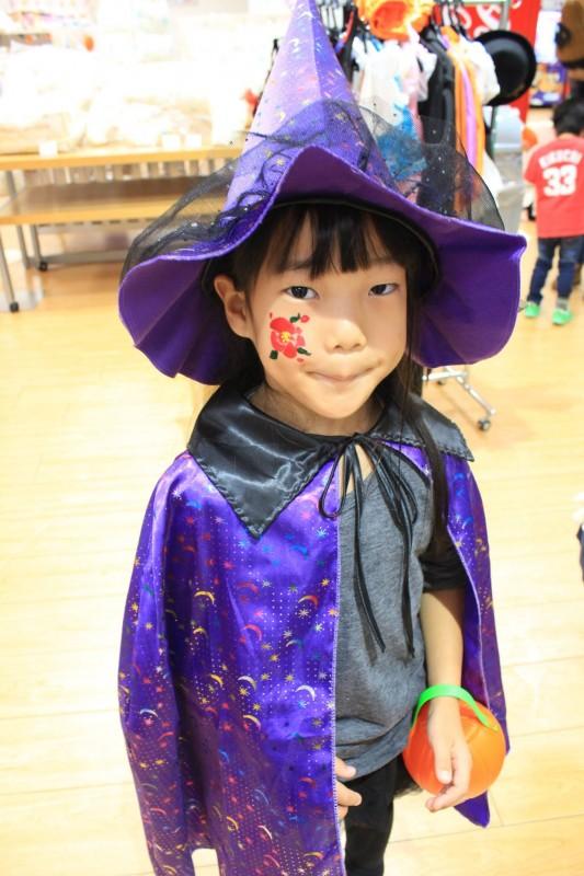 広島フェイスペイント組合-2016ハロウィンキッズ-033