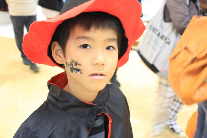 広島フェイスペイント組合-2016ハロウィンキッズ-036