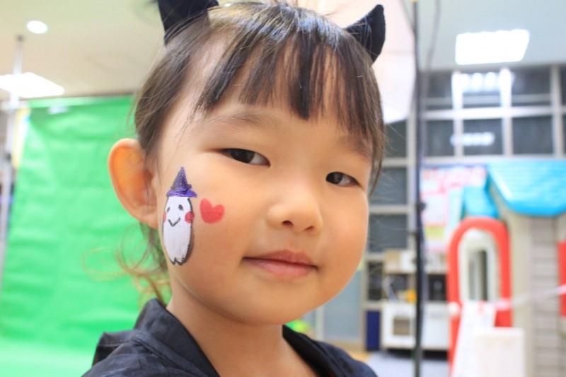 広島フェイスペイント組合-2016ハロウィンキッズ-046