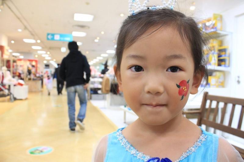 広島フェイスペイント組合-2016ハロウィンキッズ-047