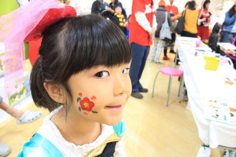 広島フェイスペイント組合-2016ハロウィンキッズ-052