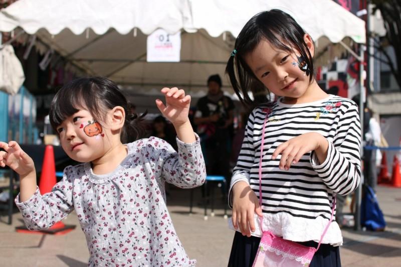 広島フェイスペイント組合-横川ゾンビナイト2-2-0011