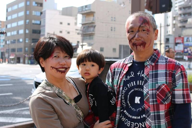 広島フェイスペイント組合-横川ゾンビナイト2-2-0013