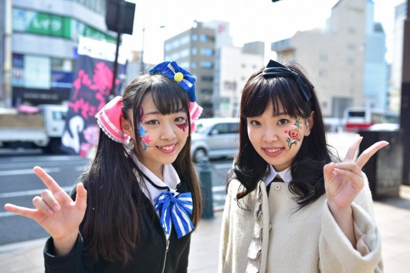 広島フェイスペイント組合-横川ゾンビナイト2-2-0014