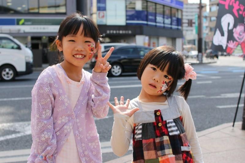 広島フェイスペイント組合-横川ゾンビナイト2-2-0020