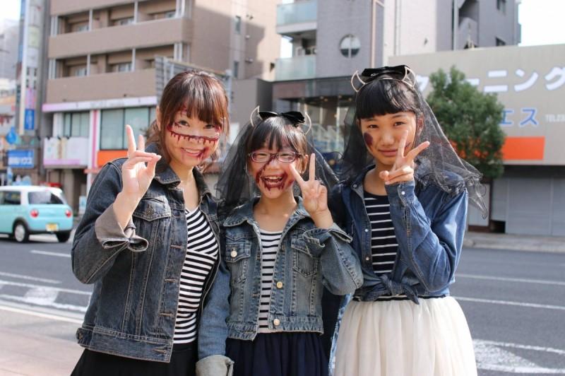 広島フェイスペイント組合-横川ゾンビナイト2-2-0045