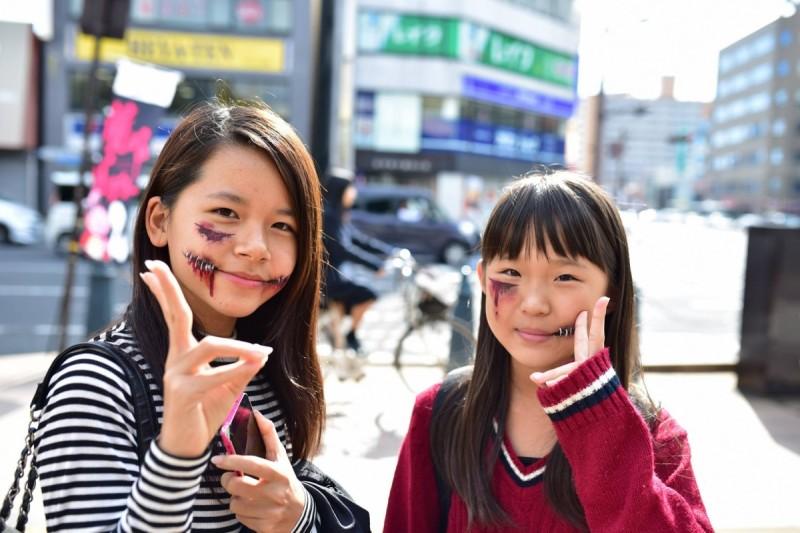 広島フェイスペイント組合-横川ゾンビナイト2-2-0047