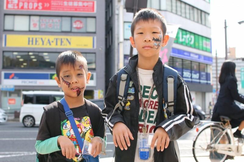 広島フェイスペイント組合-横川ゾンビナイト2-2-0048
