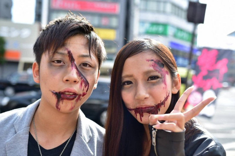 広島フェイスペイント組合-横川ゾンビナイト2-2-0055