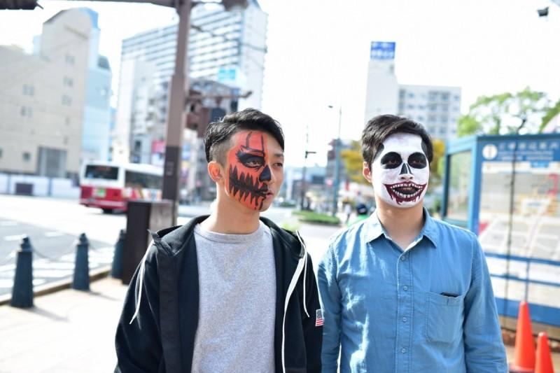 広島フェイスペイント組合-横川ゾンビナイト2-2-0065