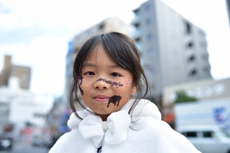 広島フェイスペイント組合-横川ゾンビナイト2-2-0082