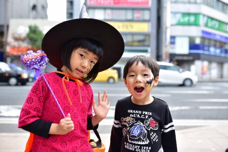 広島フェイスペイント組合-横川ゾンビナイト2-2-0092