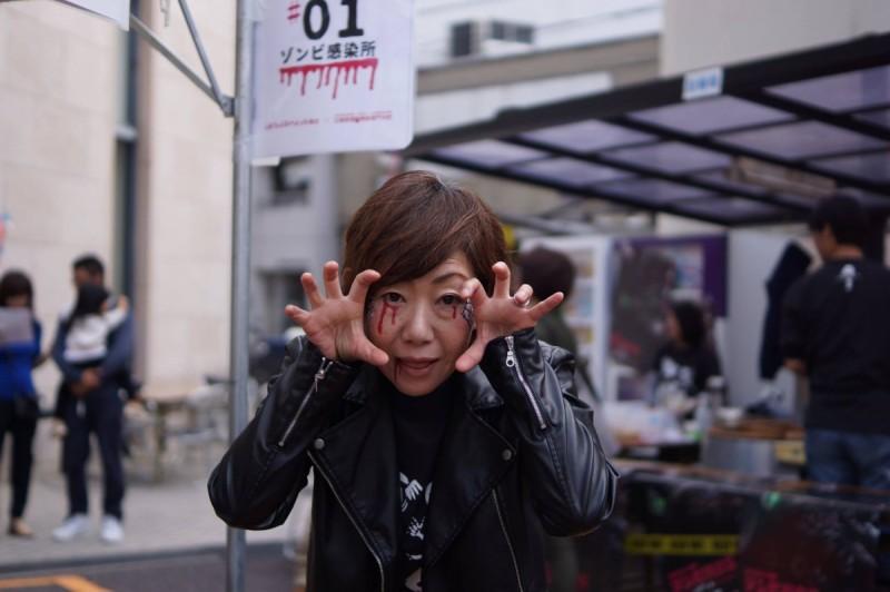 広島フェイスペイント組合-横川ゾンビナイト2-2-0096
