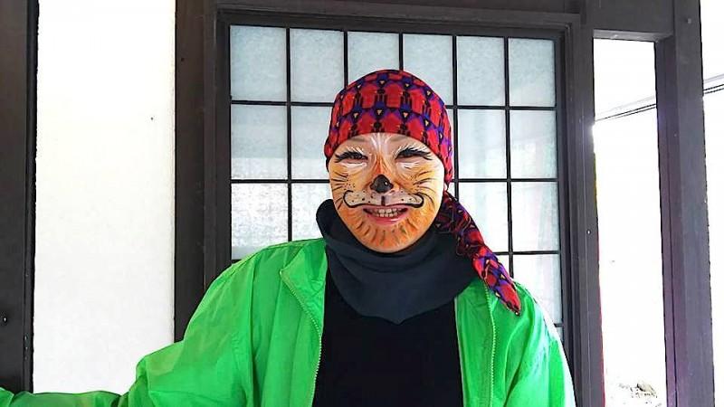 広島フェイスペイント組合-吉和魅惑の里Happy Halloween Party-002