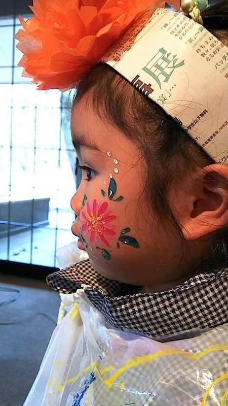 広島フェイスペイント組合-吉和魅惑の里Happy Halloween Party-006