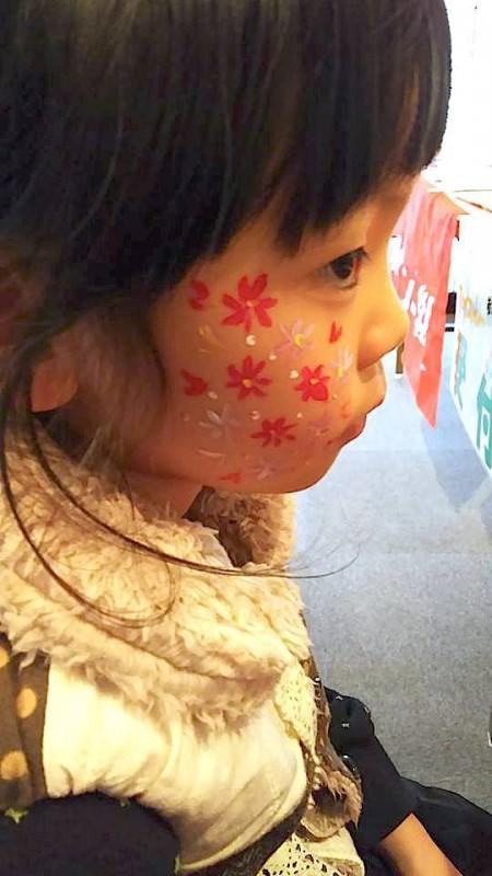 広島フェイスペイント組合-吉和魅惑の里Happy Halloween Party-007