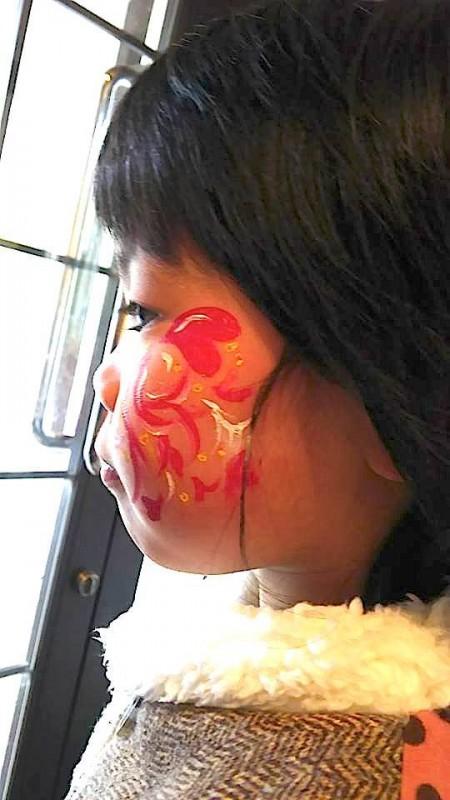 広島フェイスペイント組合-吉和魅惑の里Happy Halloween Party-008