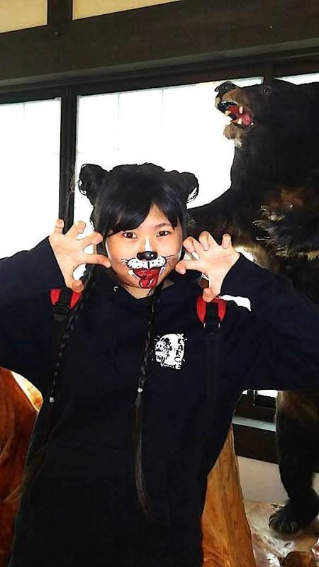 広島フェイスペイント組合-吉和魅惑の里Happy Halloween Party-013