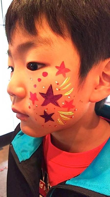 広島フェイスペイント組合-吉和魅惑の里Happy Halloween Party-018