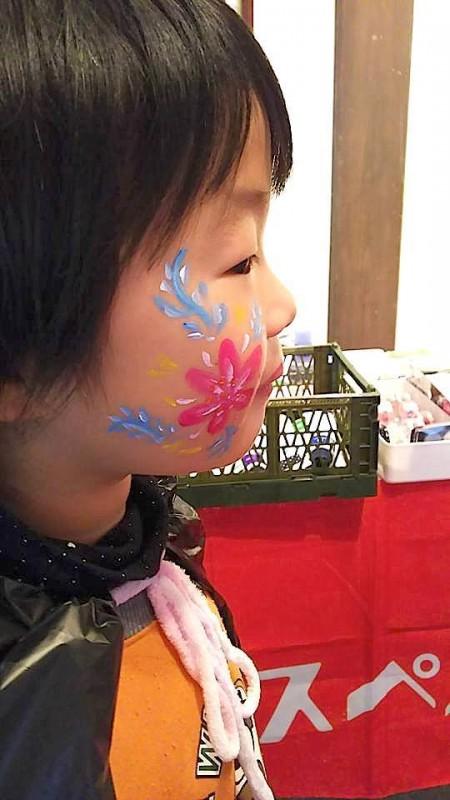 広島フェイスペイント組合-吉和魅惑の里Happy Halloween Party-020