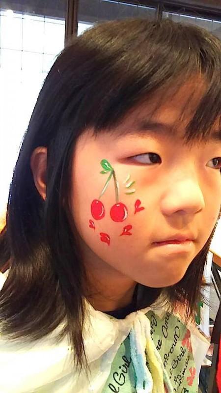 広島フェイスペイント組合-吉和魅惑の里Happy Halloween Party-021