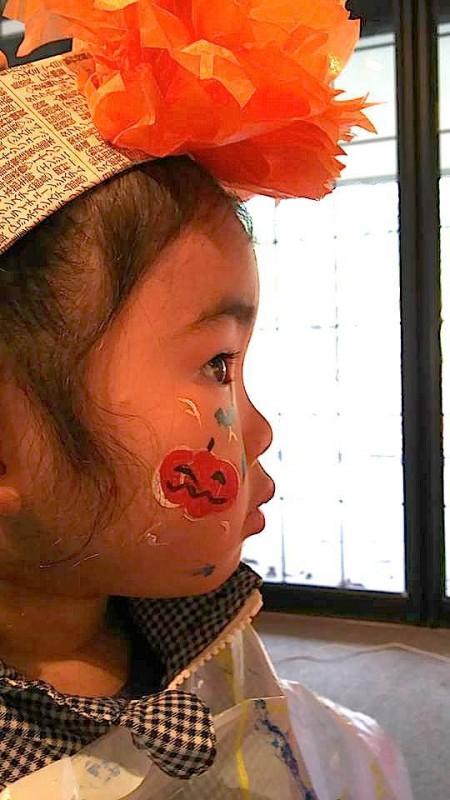 広島フェイスペイント組合-吉和魅惑の里Happy Halloween Party-023