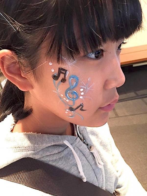 広島フェイスペイント組合-吉和魅惑の里Happy Halloween Party-033