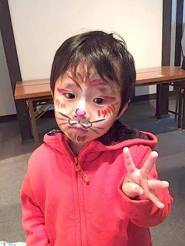 広島フェイスペイント組合-吉和魅惑の里Happy Halloween Party-035
