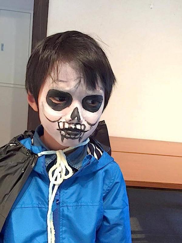 広島フェイスペイント組合-吉和魅惑の里Happy Halloween Party-038