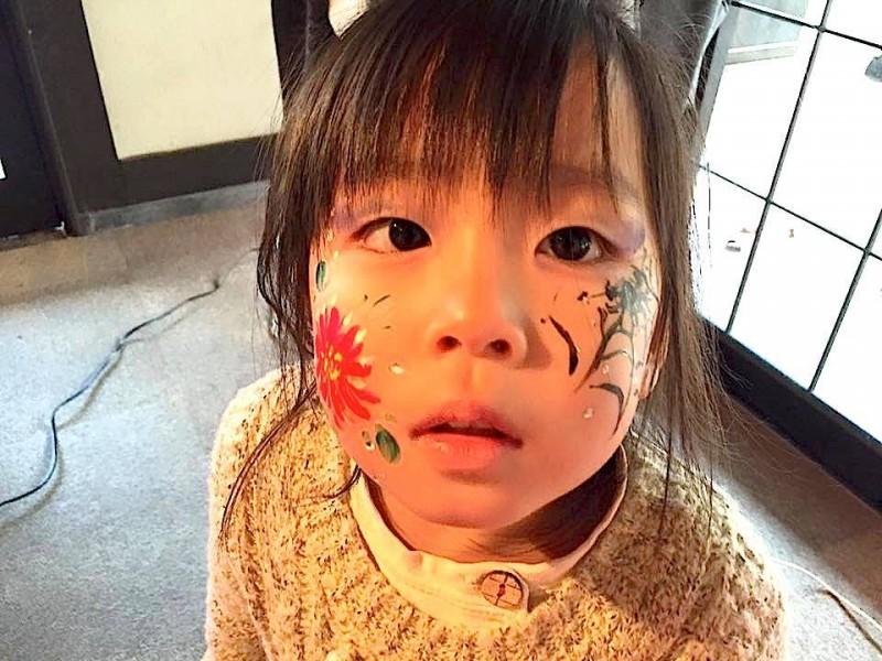広島フェイスペイント組合-吉和魅惑の里Happy Halloween Party-040