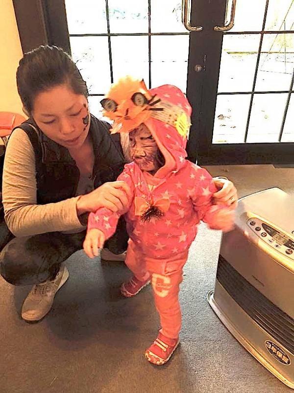 広島フェイスペイント組合-吉和魅惑の里Happy Halloween Party-042