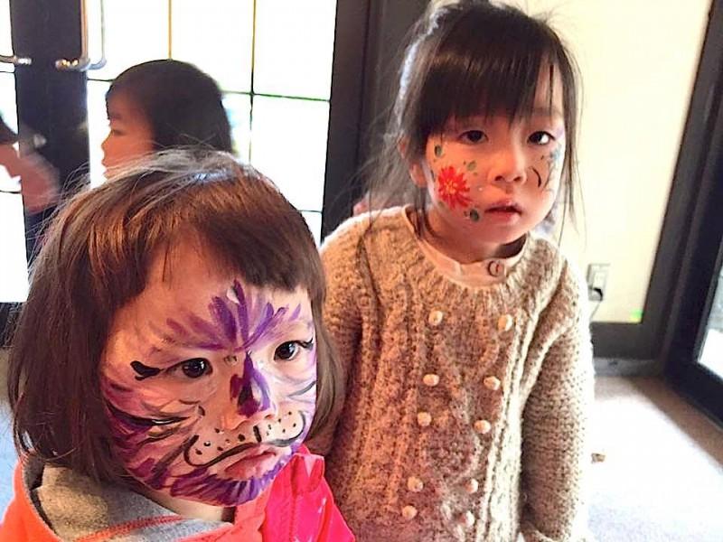 広島フェイスペイント組合-吉和魅惑の里Happy Halloween Party-043