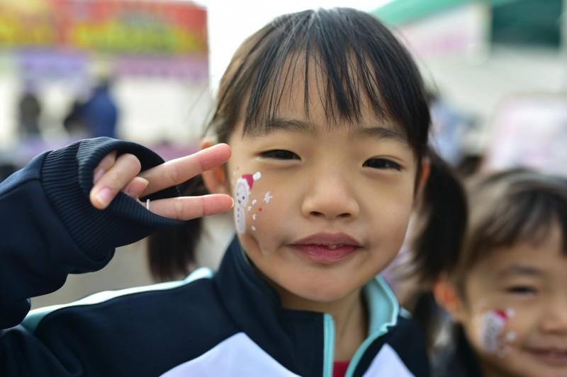 広島フェイスペイント組合-クリスマスHAPPYリレーラン2016-015