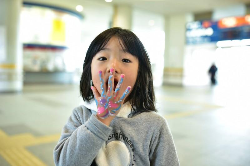 広島フェイスペイント組合-クリスマスHAPPYリレーラン2016-029