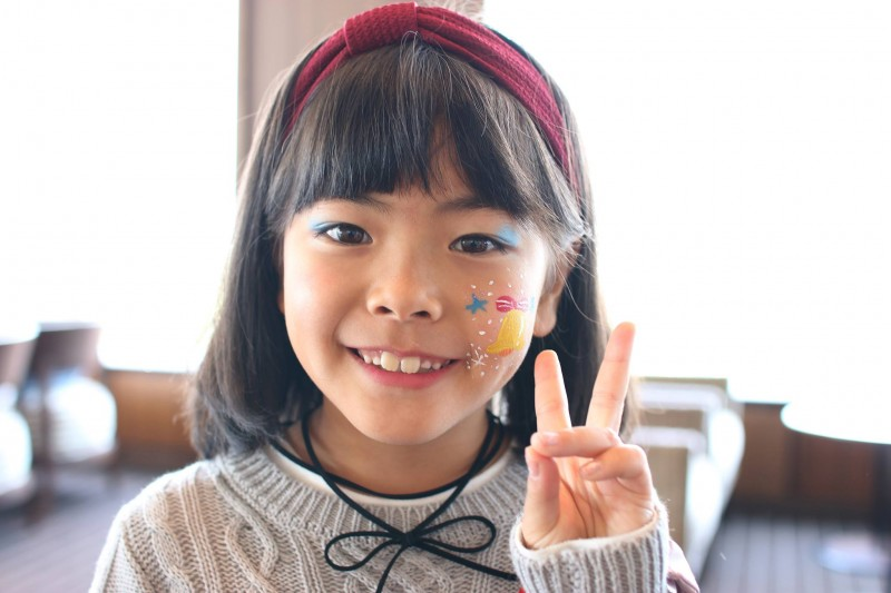 広島フェイスペイント組合-菊華会キッズランチパーティー2016-005