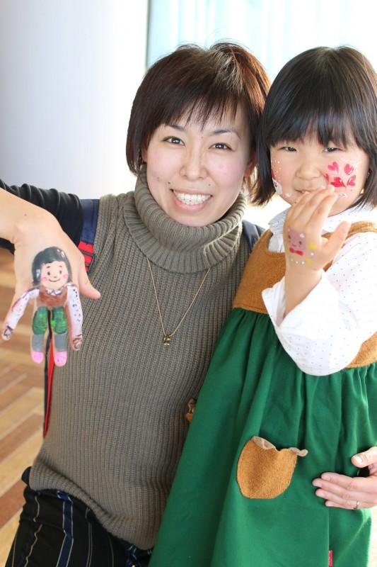 広島フェイスペイント組合-菊華会キッズランチパーティー2016-055