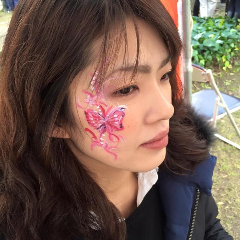 広島フェイスペイント組合-青空ギャラリー2017-007
