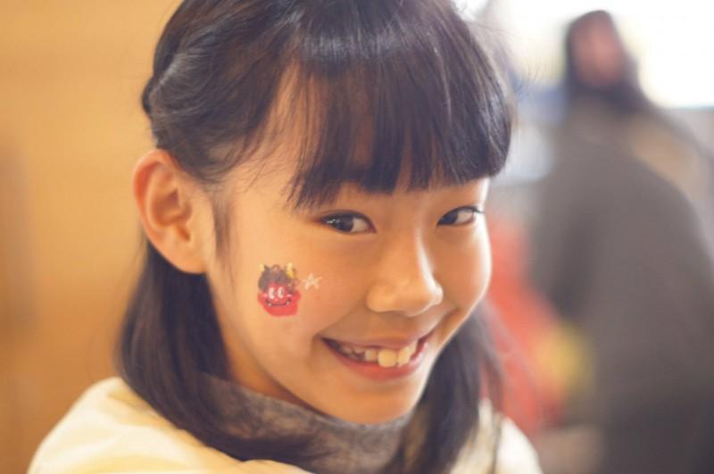 広島フェイスペイント組合-太光寺節分2017-006