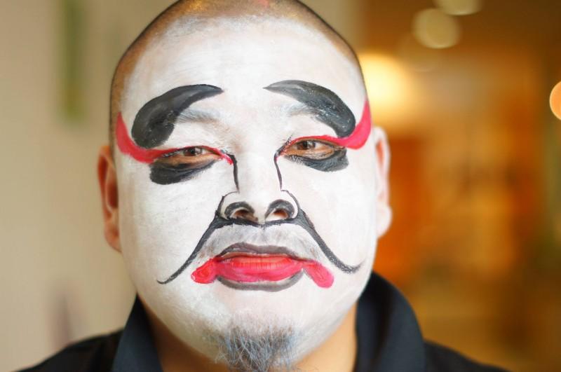 広島フェイスペイント組合-吉和魅惑の里-水仙まつり2017-005