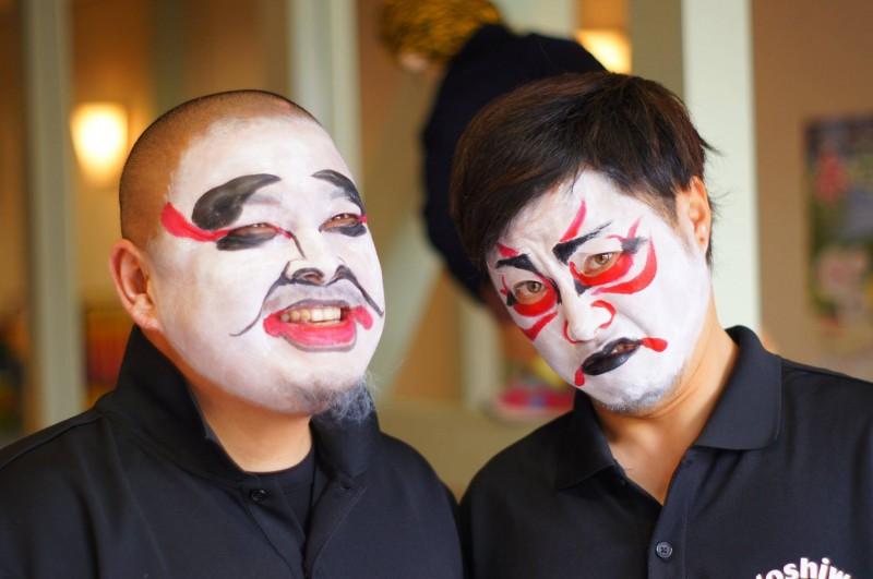 広島フェイスペイント組合-吉和魅惑の里-水仙まつり2017-007