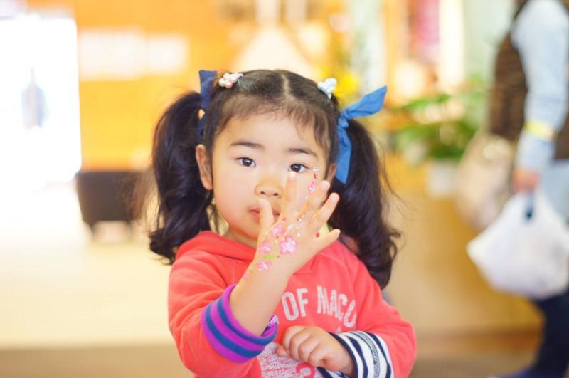 広島フェイスペイント組合-吉和魅惑の里-水仙まつり2017-012