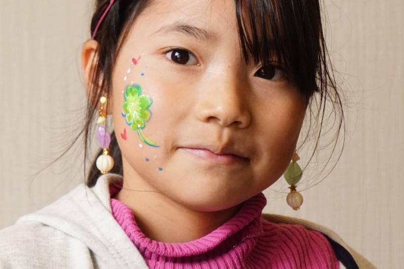 広島フェイスペイント組合-吉和魅惑の里-水仙まつり2017-023