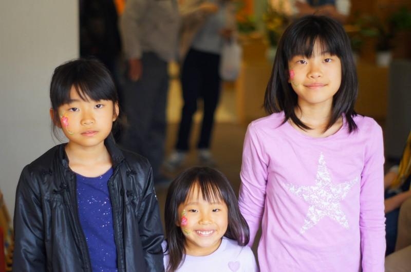 広島フェイスペイント組合-吉和魅惑の里-水仙まつり2017-028