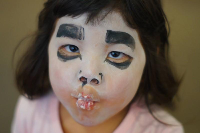 広島フェイスペイント組合-吉和魅惑の里-水仙まつり2017-047