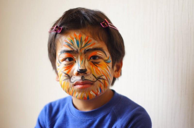 広島フェイスペイント組合-吉和魅惑の里-水仙まつり2017-049