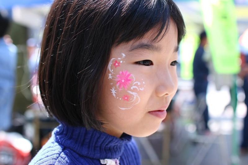 広島フェイスペイント組合-第22回横川ふしぎ市-007