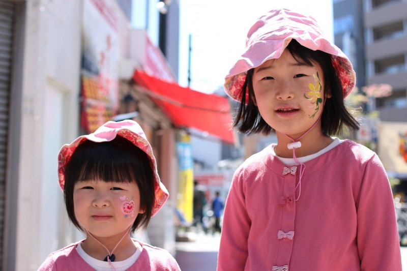 広島フェイスペイント組合-第22回横川ふしぎ市-011